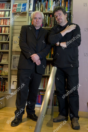 Francis Wheen with David Aaronovitch