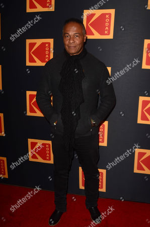 Stock Image of Ray Parker Jr,