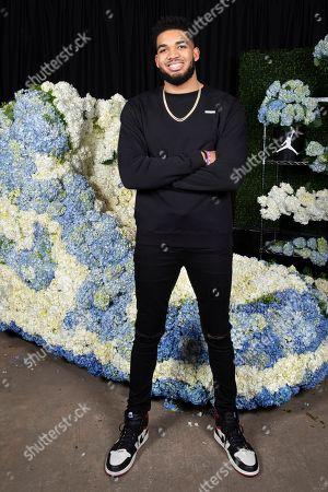 Editorial picture of Jordan Brand All-Star 2019, Charlotte, USA - 15 Feb 2019