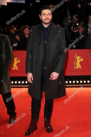 Claudio Giovannesi arrive for the Closing and Awards Ceremony during the 69th annual Berlin Film Festival, in Berlin, Germany, 16 February 2019. The Berlinale that runs from 07 to 17 February.