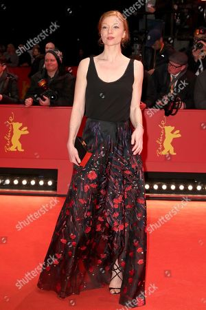 Stock Image of Marleen Lohse arrives for the Closing and Awards Ceremony during the 69th annual Berlin Film Festival, in Berlin, Germany, 16 February 2019. The Berlinale that runs from 07 to 17 February.