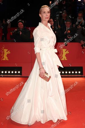 Stock Picture of Feo Aladag arrives for the Closing and Awards Ceremony during the 69th annual Berlin Film Festival, in Berlin, Germany, 16 February 2019. The Berlinale that runs from 07 to 17 February.