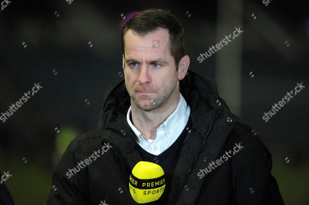 Chris Paterson, ex-Scotland international and TV commentator for Premier Sports channel.