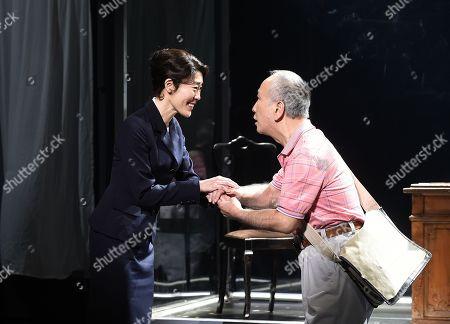 Editorial photo of 'Kafka on the shore' play, Paris, France - 15 Feb 2019