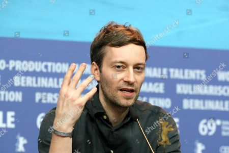 Editorial photo of Winners press conference  69th Berlin Film Festival, Germany - 16 Feb 2019