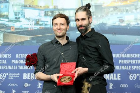 Editorial image of Winners press conference  69th Berlin Film Festival, Germany - 16 Feb 2019