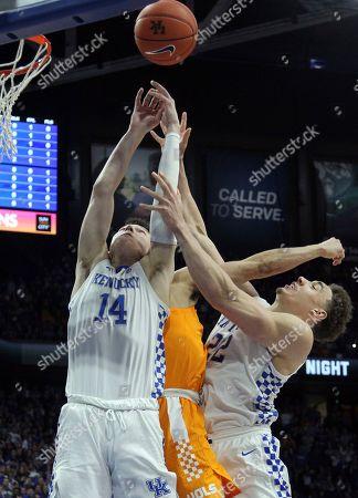 Editorial picture of Tennessee Kentucky Basketball, Lexington, USA - 16 Feb 2019