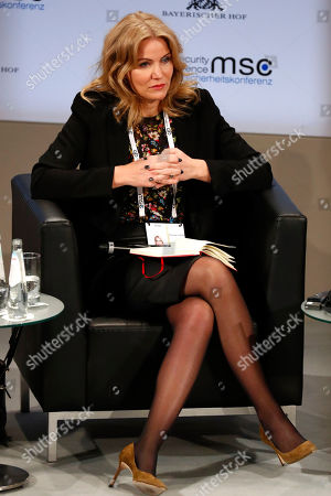 Former Prime Minister of Denmark Helle Thorning-Schmidt attends the International Security Conference in Munich, Germany