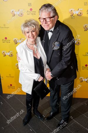 Editorial photo of '9 to 5 the Musical' Gala evening, The Savoy Theatre, London, UK - 17 Feb 2019