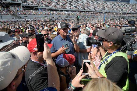 Editorial image of NASCAR Daytona 500 Auto Racing, Daytona Beach, USA - 17 Feb 2019