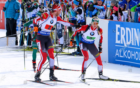 Editorial image of World Cup Biathlon, Midway, USA - 17 Feb 2019