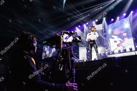 Editorial picture of X-Factor Live at Resorts World Arena, Birmingham, UK - 17 Feb 2019