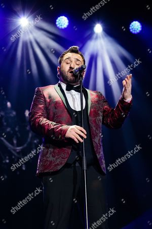 Editorial image of X-Factor Live at Resorts World Arena, Birmingham, UK - 17 Feb 2019