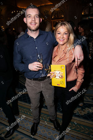 Editorial photo of '9 to 5 the Musical' party, Press Night, London, UK - 17 Feb 2019