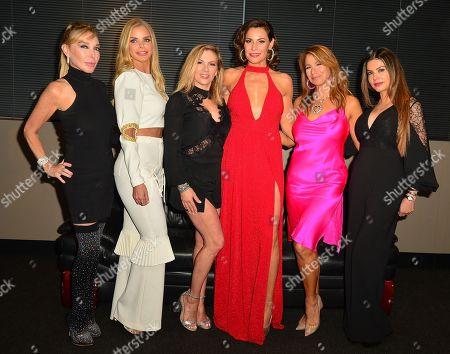 Marysol Patton, Alexia Echevarria, Ramona Singer, LuAnn de Lesseps, Jill Zarin and Adriana De Moura