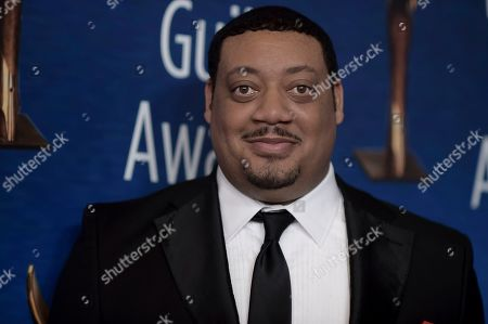 Cedric Yarbrough attends the 2019 Writers Guild Awards at the Beverly Hilton Hotel on Sunday, Feb.17, 2019, in Beverly Hills, Calif