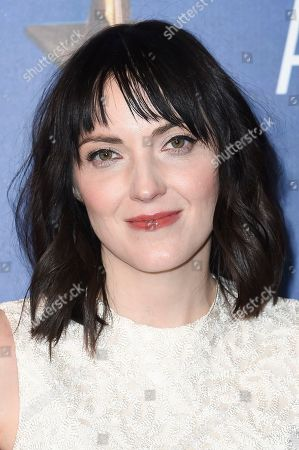 Jen Kirkman attends the 2019 Writers Guild Awards at the Beverly Hilton Hotel on Sunday, Feb.17, 2019, in Beverly Hills, Calif