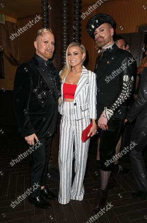 Editorial image of 5th Annual Hollywood Beauty Awards, Los Angeles, USA - 17 Feb 2019