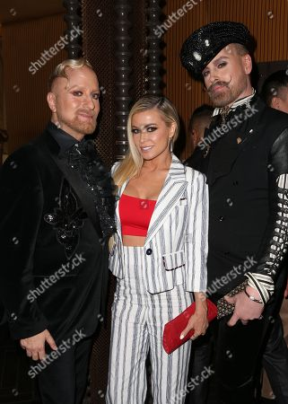 Editorial photo of 5th Annual Hollywood Beauty Awards, Los Angeles, USA - 17 Feb 2019