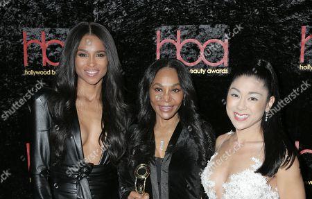Stock Photo of Ciara, Yolonda Frederick, Pamela Price