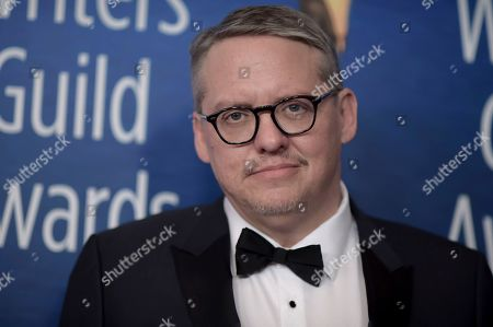 Adam McKay attends the 2019 Writers Guild Awards at the Beverly Hilton Hotel on Sunday, Feb.17, 2019, in Beverly Hills, Calif