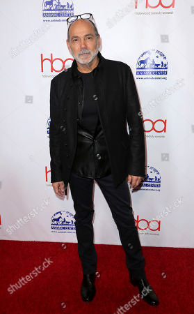 Timothy White arrives at the 5th Annual Hollywood Beauty Awards at the Avalon Hollywood, in Los Angeles