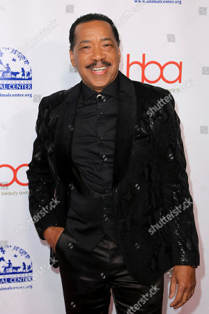 Obba Babatunde arrives at the 5th Annual Hollywood Beauty Awards at the Avalon Hollywood, in Los Angeles