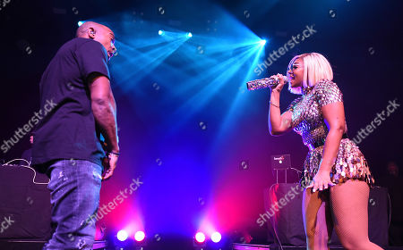 Editorial picture of Ja Rule and Ashanti in concert, San Francisco, USA - 17 Feb 2019