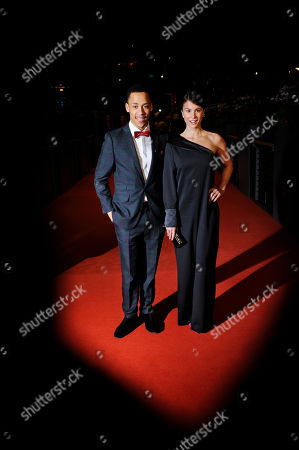 Jerry Hoffmann and Aylin Tezel