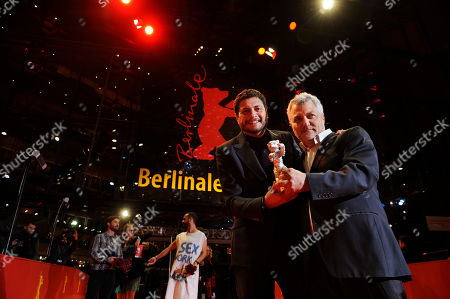 Claudio Giovannesi and Maurizio Braucci