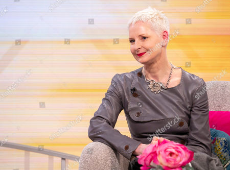 Editorial photo of 'Lorraine' TV show, London, UK - 18 Feb 2019