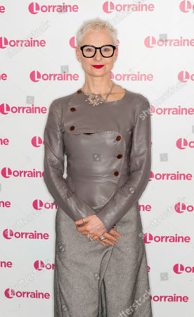 Editorial image of 'Lorraine' TV show, London, UK - 18 Feb 2019