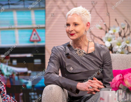 Editorial picture of 'Lorraine' TV show, London, UK - 18 Feb 2019