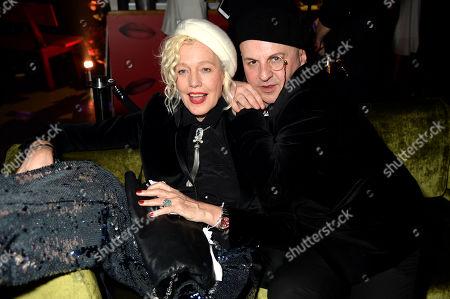 Editorial picture of Fabulous Fund Fair, Fall Winter 2019, London Fashion Week, UK - 18 Feb 2019