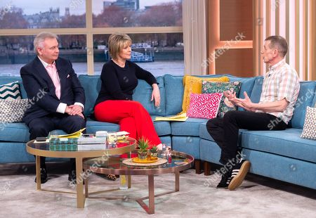 Editorial picture of 'This Morning' TV show, London, UK - 18 Feb 2019