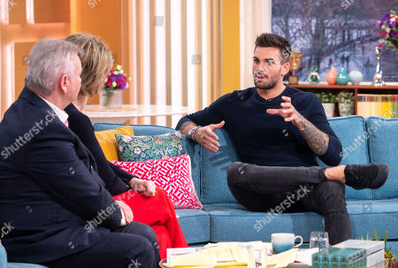 Editorial image of 'This Morning' TV show, London, UK - 18 Feb 2019