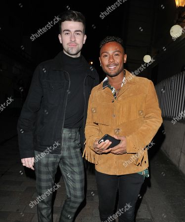 Guest and Marcus Collins