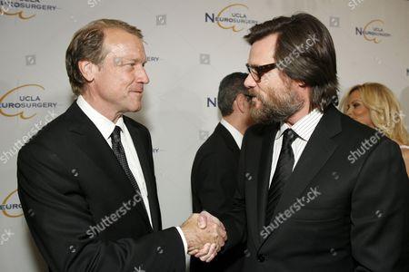 Dr. Neil Martin and Jim Carrey
