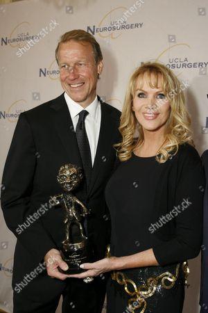Dr. Neil Martin and Joan Dangerfield