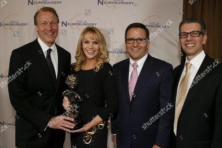 Neil Martin,Joan Dangerfield, Tony Pritzker, David T. Feinberg