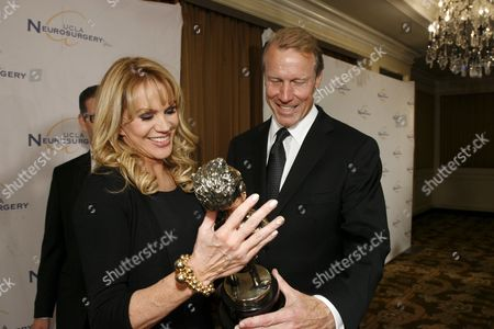 Joan Dangerfield and Dr. Neil Martin
