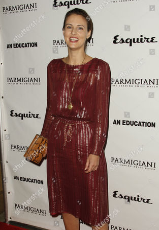 Editorial image of 'An Education' Film Premiere, Egyptian Theatre, Los Angeles, America - 01 Oct 2009