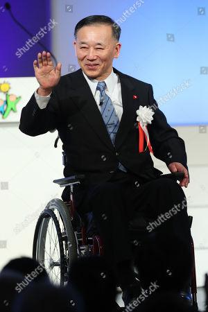 Liberal Democratic Party (LDP) lawmaker Sadakazu Tanigaki