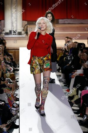 Editorial picture of Vivienne Westwood show, Runway, Fall Winter 2019, London Fashion Week, UK - 17 Feb 2019