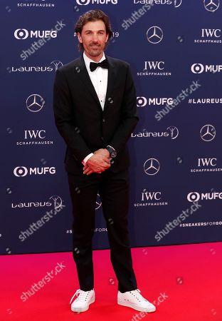 Swiss former professional cyclist Fabian Cancellara