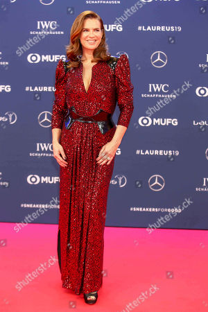 Editorial image of Laureus World Sports Awards, Monte Carlo, Monaco - 18 Feb 2019