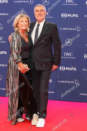 Editorial picture of Laureus World Sports Awards, Monte Carlo, Monaco - 18 Feb 2019