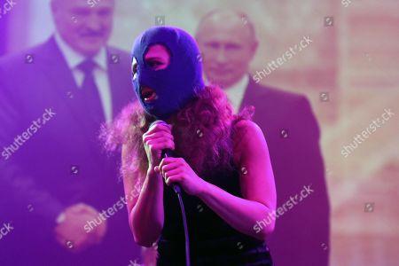 Pussy Riot - Maria Alyokhina