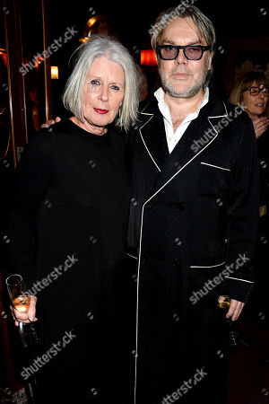Betty Jackson and David Downton