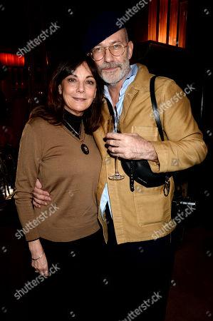 Susan Young and Darren Gerrish
